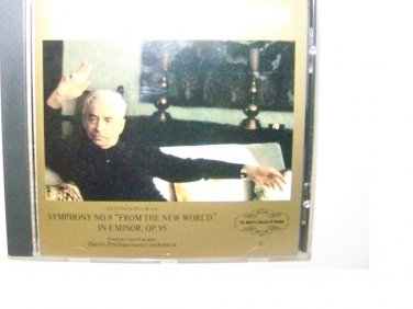 "The World's Classics of Karajan: SYNPHONY NO. 9 ""FROM THE NEW WORLD"" IN MINOR, OP.95"