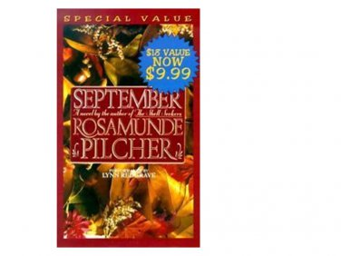 September by Rosamunde Pilcher Performed by Lynn Redgrave (the book on 2 cassettes (1990)