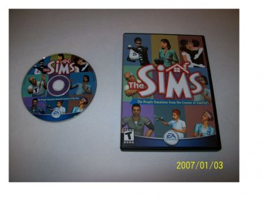 The Sims: THE pEOPLE sIMULATOR FROM THE cREATOR OF sIM cITY (CD-ROM)