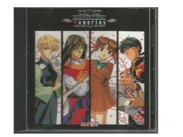 Fushigi Yuugi: Character's Vocal Memories (CD,)
