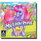 My Little Pony Frienship Gardens: Create and Play With Your Very Own Pony! (CD-ROM, 1998)