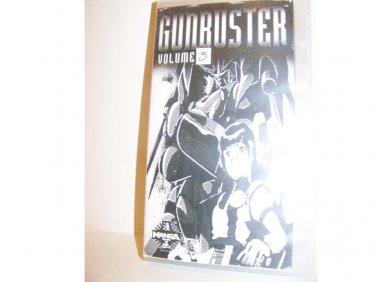 Gunbuster Vol. 3 (VHS, 1996)