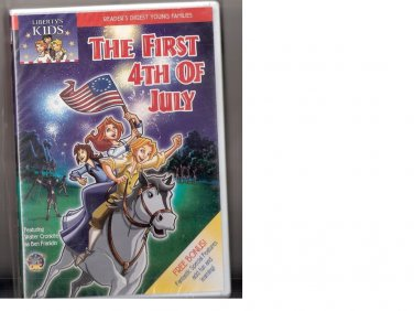READER'S DIGEST YOUNG FAMILIES: THE FIRST 4TH OF JULY