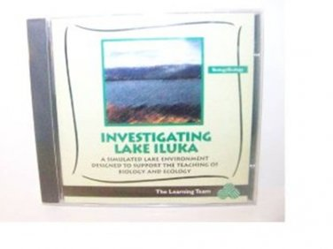 INVESTIGATING LAKE ILUKA (CD-ROM,1997)