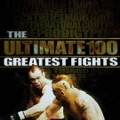 UfC Ultimate 100 Greatest Fights (2010) - Used - Dvd