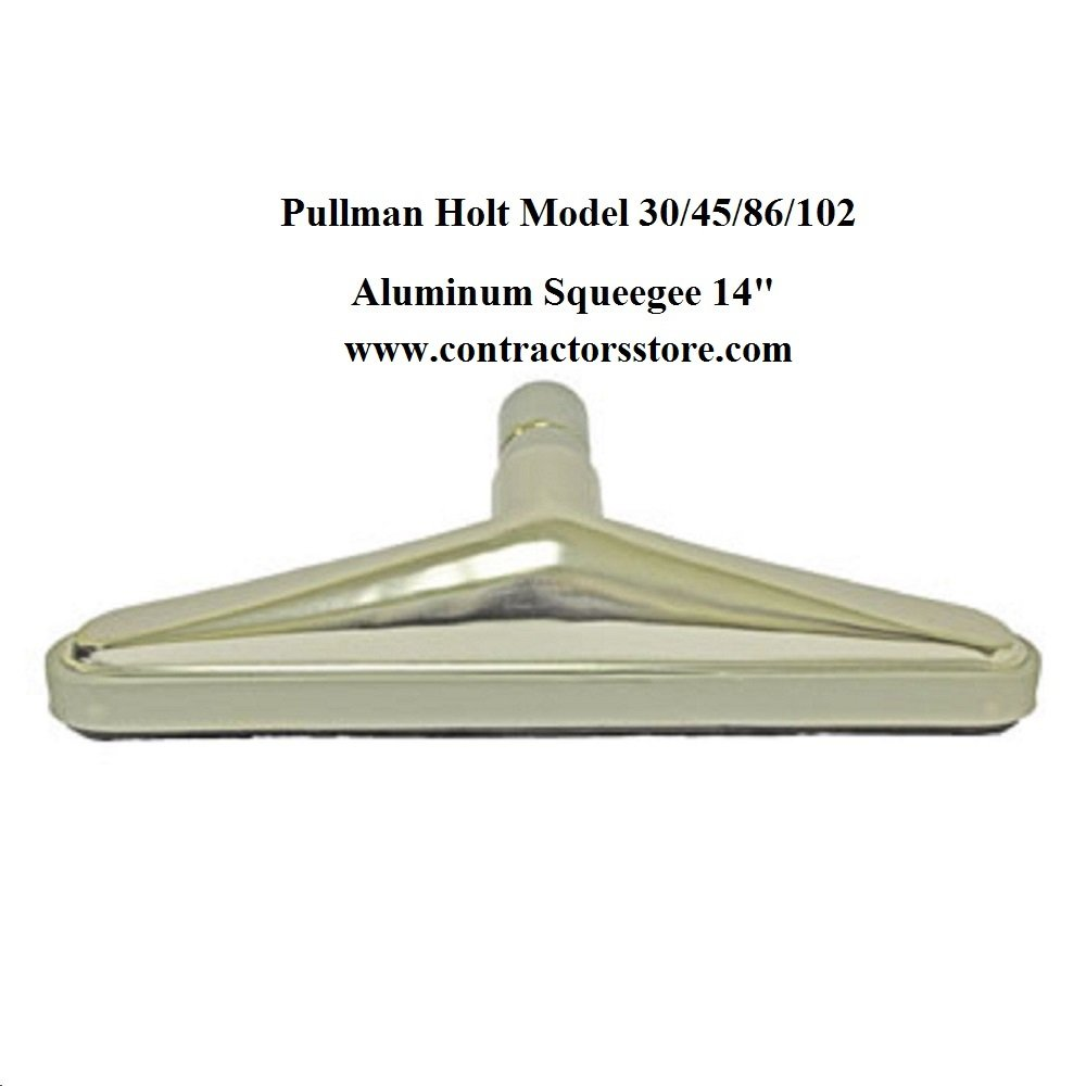 "Pullman Holt Floor Squeegee 14"" Aluminum for Models 30/45/86/102"