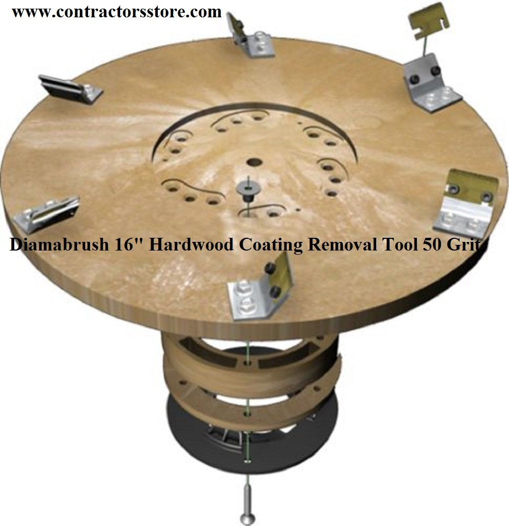 Diamabrush 16 Quot Hardwood Coating Removal Tool