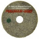 "20"" Diamond Pad 3000 Grit Natural Stone, Terrazzo, Concrete Floors"