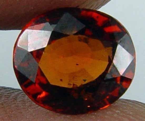 2.25CT 100% Natural Super Glow Hessonite Garnet 9102434