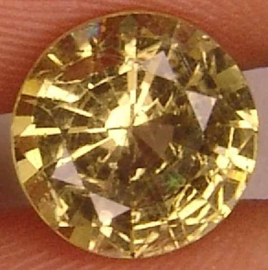 Kornerupite 2.80CT Rare Size Gem in Round Cut 11032548