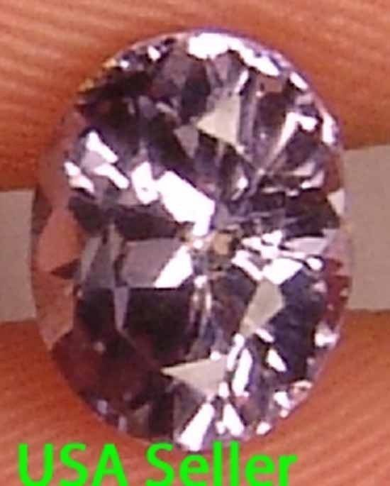 1.10Ct Nice Cut Unheated Spinel Gem for Ring 11032258