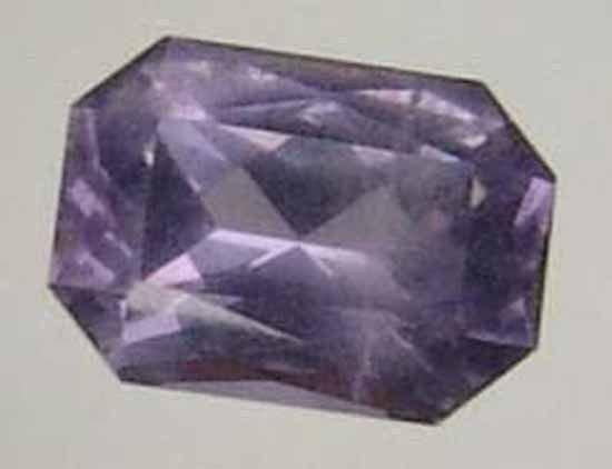 SPINEL Natural 2.35 CT Rare Size Lavender Color Faceted Loose Gem  08062771