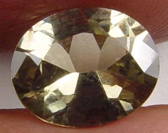 Nice Glow Rarest Sri Lanka Kornerupine Collectors' Gem 1.50 CT 07062629