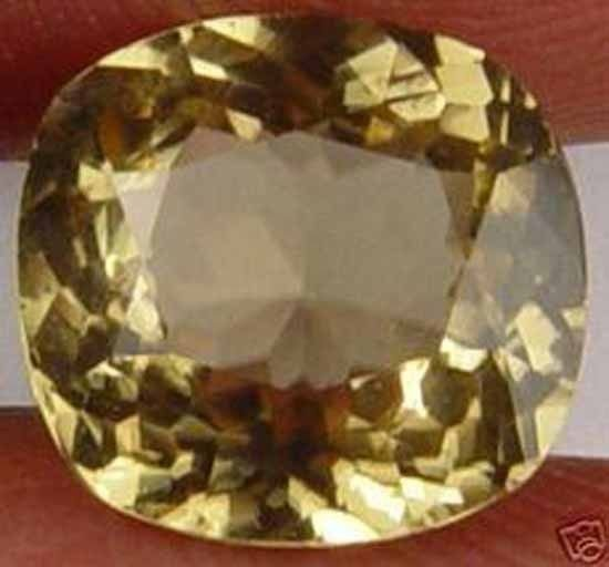 4.00Ct Natural Unheated Rare Sinhalite Collectors' Gem Sri Lanka  07051307