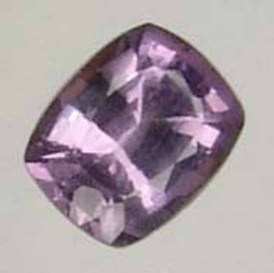SPINEL 1.20 CT Gorgeous Lavender Cushion Cut Earth Mined Unheated Gem 08062753
