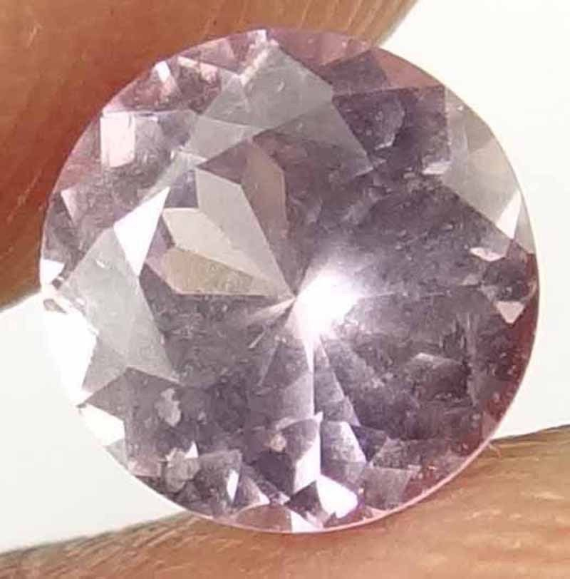 SPINEL Natural 1.05 CT 6.20 MM Beautiful Color Rare Round Cut Loose Gem 12030547