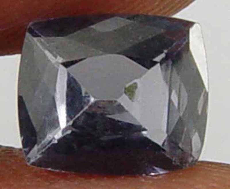 SPINEL Natural  1.35 CT 7.24 X 6.15 MM Light Blue Cushion Cut Loose Gem 10051475
