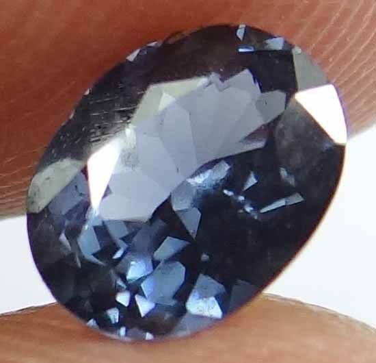 SPINEL Natural 1.05 CT 7.22 X 5.57 MM Oval Cut Beautiful Untreated Gem 12111820