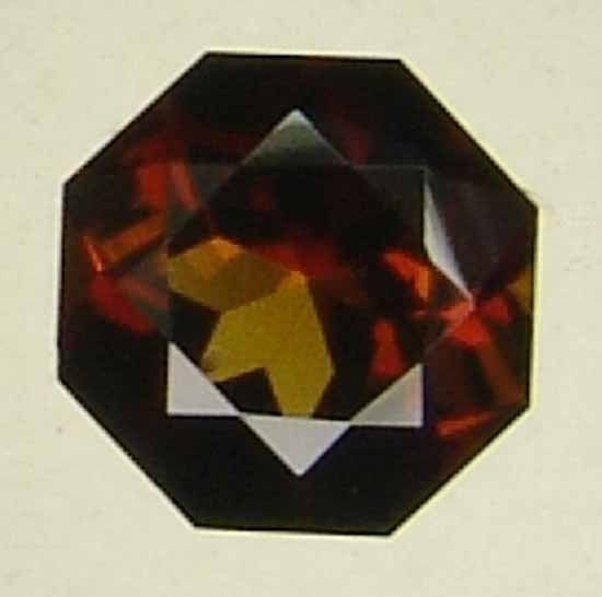 2.10CT 100% Natural Super Octagon Tourmaline 09040738