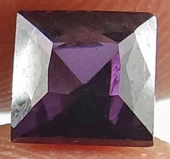 SPINEL Natural 1.10 CT 5.54 X 5.28 MM Well Cut Untreated Loose Gemstone 12111572