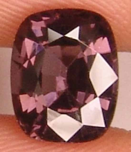 2.12Ct Natural Spinel Gem Cushion Cut For Ring 11032234