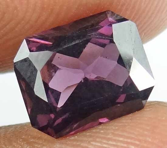 SPINEL Natural 3.40 CT 9.71 X 7.88  MM Rare Size Great Cut & Color Gem 13020524