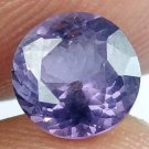 SPINEL Natural 1.50 CT 6.82 MM Beautifuly Cut Purple Sparkles Round Gem 13020501