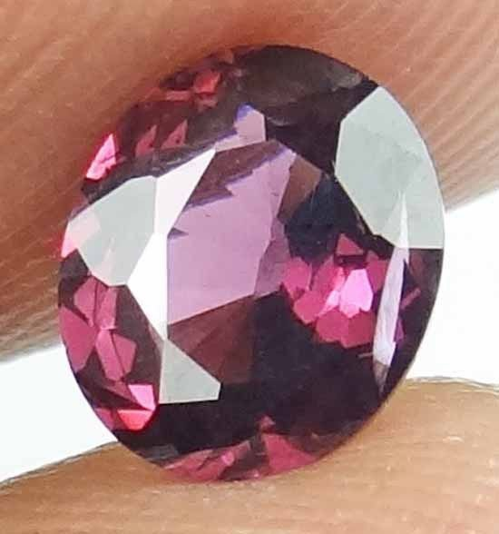SPINEL Natural 1.20 CT 7.35 X 6.31  MM Beautiful Gem Untreated Oval Cut 13020552
