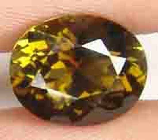 TOURMALINE Natural 3.15 CT Great Oval Nice Size 10111028