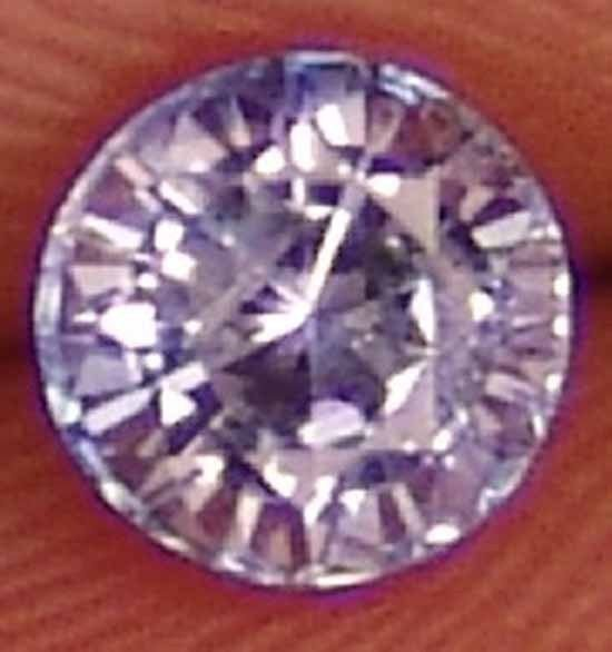 0.50 CT Eye pleasing Soft Blue Natural Sapphire 11011549