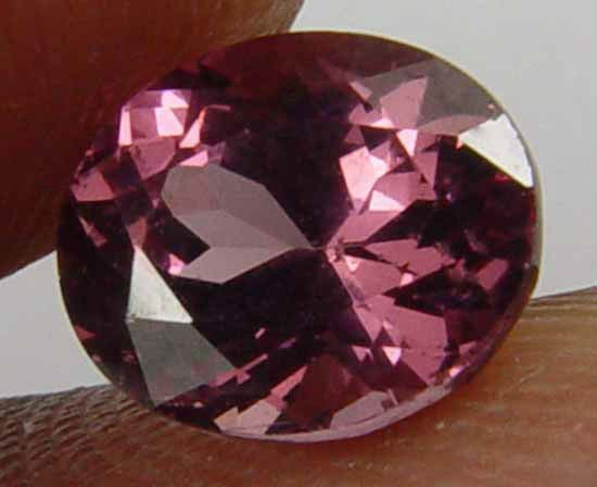 2.00CT Well Cut Glowing Oval Natural Garnet 10061134