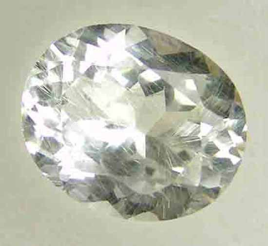 27.60CT Huge Natural Topaz with Needle Rutiles 10051713