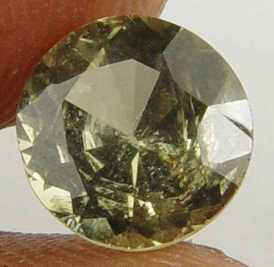 2.35CT Glowing Round Cut Natural Kornerupine 10062925
