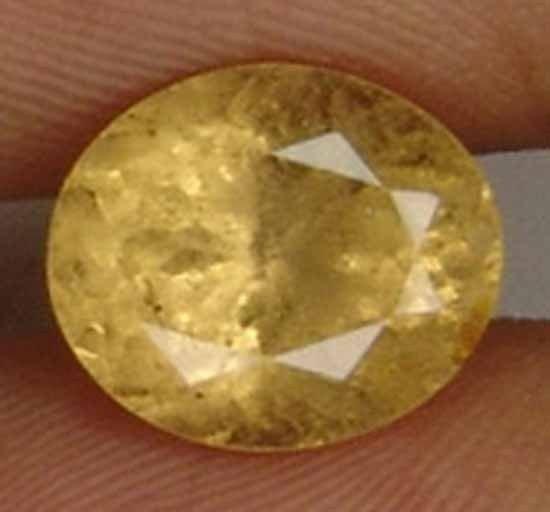 3.20CT 100% Natural Imperial Hessonite Gem 10091206