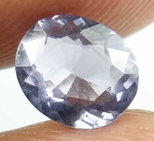 SPINEL Natural 1.10 CT 6.98X 5.88 MM Oval Cut Untreated Loose Gemstone 13022546