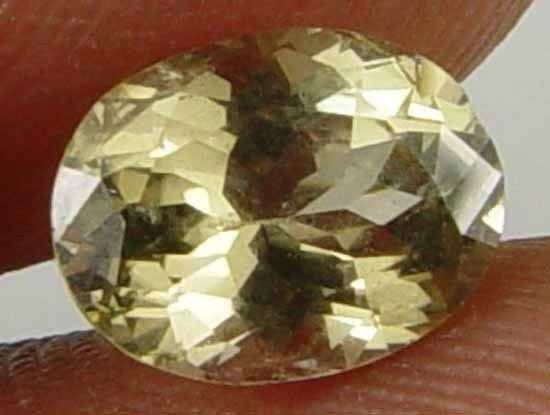 KORNERUPINE Natural 1.50 CT 8.31 X 6.33 MM Glowing Well Cut Oval Gem 10090163