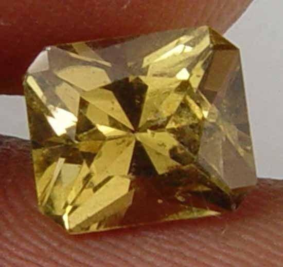 1.75CT Well Cut Glowing Natural Kornerupine 10090155