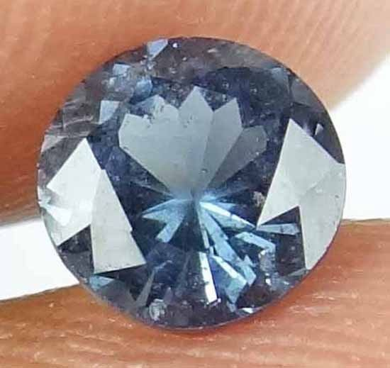 SPINEL Natural 1.05CT 6.07 MM Untreated Rare Round Cut Loose Ring Stone 13021869