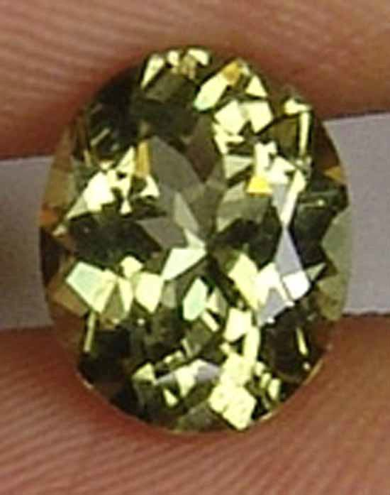 1.75CT Well Cut 100% Natural Rare Kornerupine 10081646