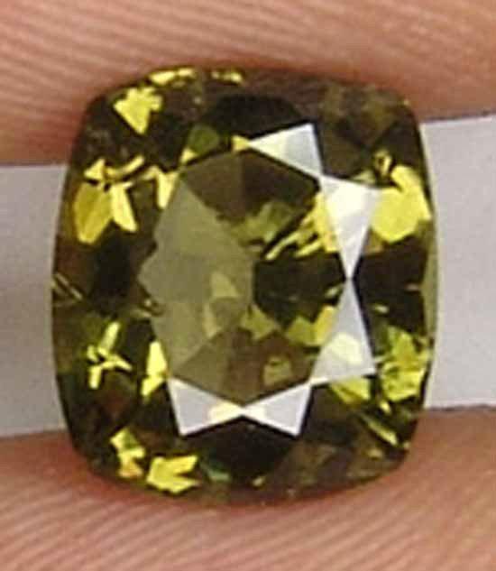 2.10CT Nice Color & Cut Natural Kornerupine 10081635