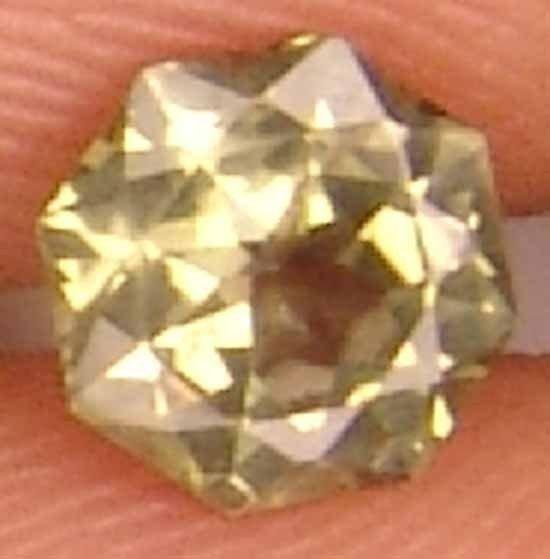 Stunning 0.50Cts Natural Unique Rare Kornerupine 11060163
