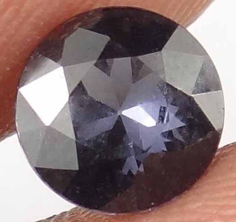 SPINEL Natural 1.55 CT 7.60 MM Rare Round Cut Loose Ring Stone 12030804