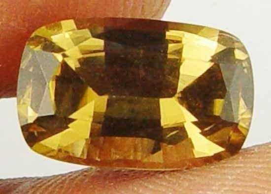 Sinhalite 4.00Cts Well Cut Super Glow Rare Natural Collectors Specimen 11053026