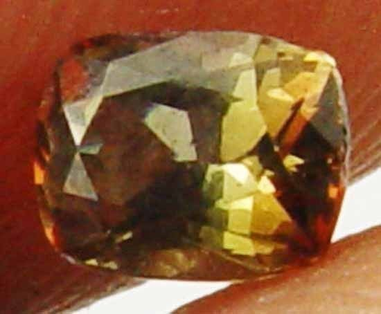 Andalusite 0.30Cts Cushion Cut Ultra Rare Natural Collectors Specimen 11052169
