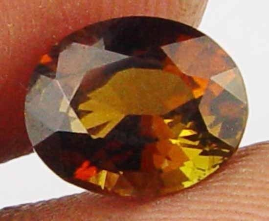 Tourmaline 2.05Cts 100% Natural Well Cut Oval Gemstone 11053003