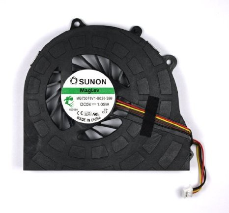 Gateway ID49 Compatible Laptop CPU Fan