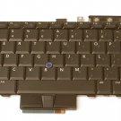 New Backlit Black keyboard for Dell Latitude E6410 E6510 E5410 E5510 Laptop / Notebook US Layout