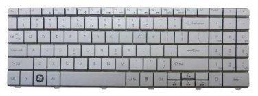 New US Layout Silver Keyboard for Gateway NV5478u NV56 NV5602u NV5606u NV5610u NV5613u