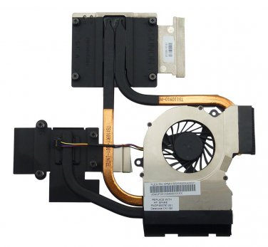 4 PIN CPU Cooling Fan with Heatsink for HP P/N 665309-001 641477-001 666390-001 640903-001
