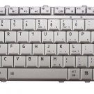 New US Layout Silver Keyboard for Toshiba Satellite M203 M205 M300 M305 M336 M352 M500 M501 M505